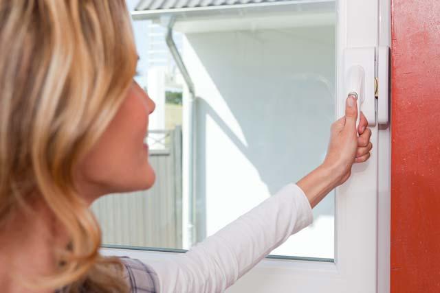 Mechanische Fensterabsicherung
