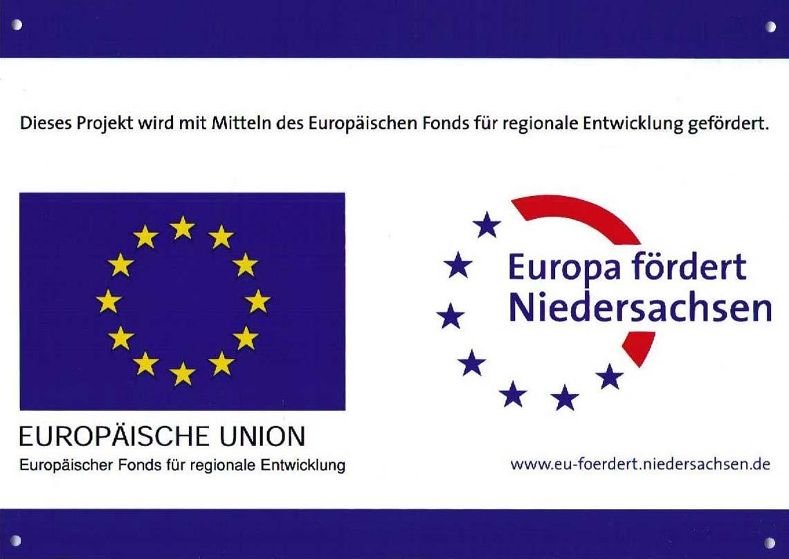 EU fördert Niedersachsen